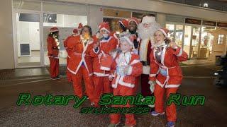 Rotary Santa Run 2018 voor OMARM