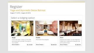 Retreat Booking Guru video