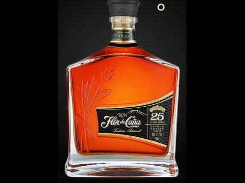 Flor de Cana 25 & 18 slow aged rum