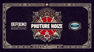 This is the sound of our RAW temple Listen to Phuture Noizes