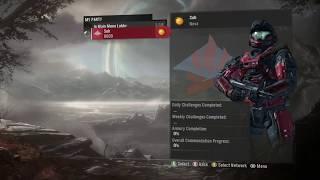 How To Mod: Inheritor & Blue Flames (Halo Reach)