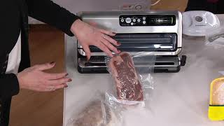 FoodSaver Flow 2-in-1 Food Preservation System on QVC