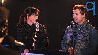 Chantal Kreviazuk and Raine Maida on marriage and music