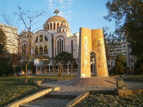 Православный храм в шардже оаэ