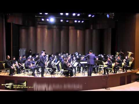 Asia Pacific Saxophone Academic 2016