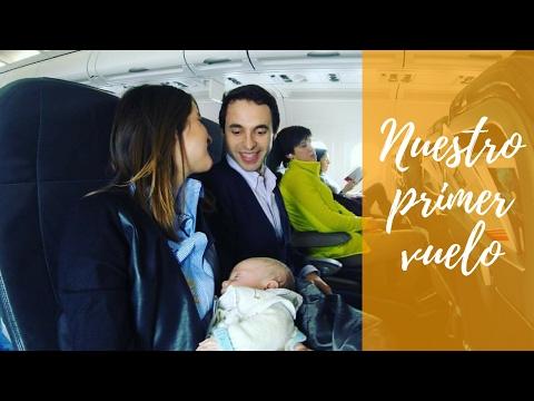 10 consejos para volar con un bebé de dos meses | Tres Españoles por el Mundo