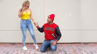 Asking My EX Girlfriend To MARRY ME... (She Makes Me So Happy)