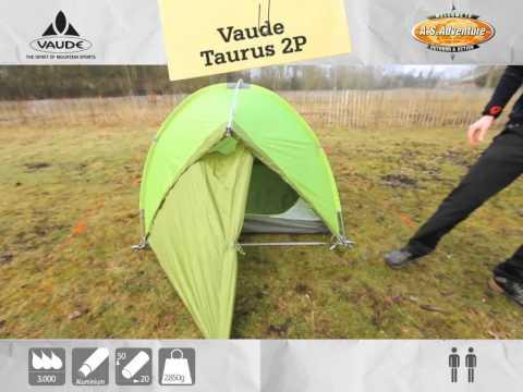 Tent Vaude Taurus 2P NL