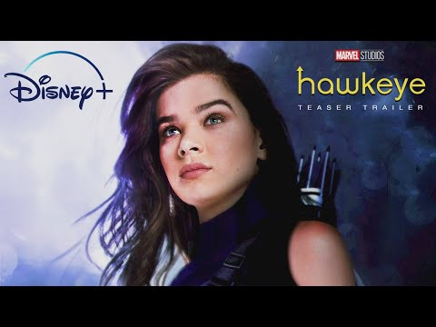 Marvel's HAWKEYE | Trailer #1 HD | Disney+