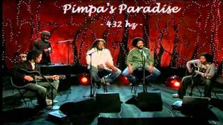 "Damian ""Jr. Gong"" Marley - Pimpa's Paradise (ft. Stephen Marley & Black Thought) - A=432hz"
