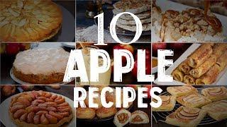 10 Apple Recipes