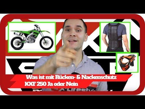 #93 FragNick - Was ist mit Rücken und Nackenschutz & KXF 250 Ja oder Nein!?