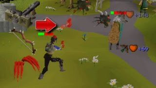 Testing (NEW) Dragon Thrownaxes With Different Weapons in PVP!