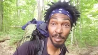 The Blackalachian - Day 53 Part 1. Appalachian Trail thru hike 2017