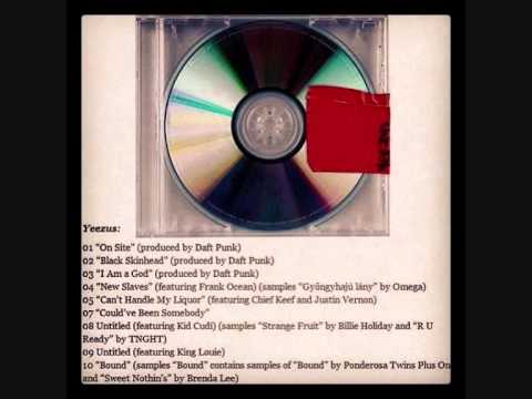 Kanye West - Send It Up [HQ]