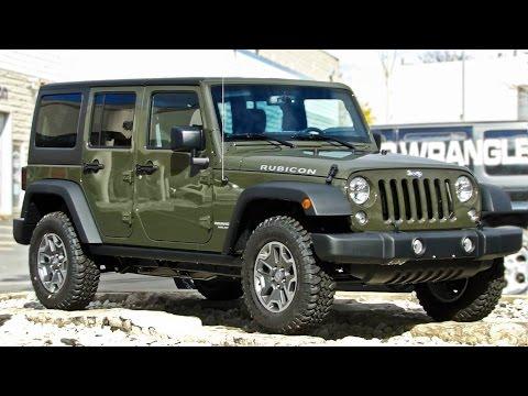 2015 Jeep Wrangler Rubicon | Video Tour | Unique Chrysler