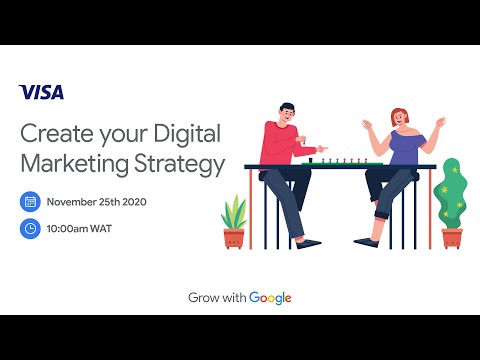 Create Your Digital Marketing Strategy - Training in Partnership with ...