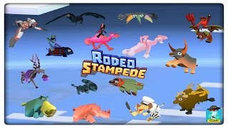 How to unlock SECRETS & ANIMAL RANDOM in rodeo stampede!!! 1? SECRETS