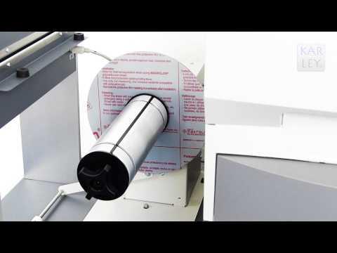 Primera CX1000e Farbetikettendrucker - Vorführgerät