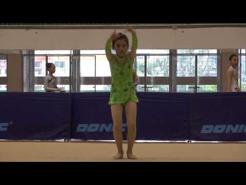 101學年度台北市教育盃中小學韻律體操錦標賽
