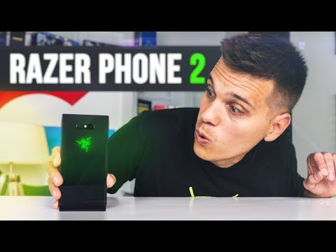Razer Phone 2. Смартфон МЕЧТА стал дешевле!