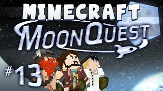 Minecraft - MoonQuest 13 - Straight On Till Morning