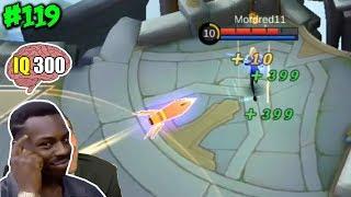 Momen Lucu Dan Ngeselin Game Mobile Legend 119: Aldous Noob Ulti