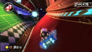 Twisted Mansion - 1:54.693 - NvK◇ペヤング (Mario Kart 8 World Record)