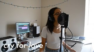 Cry For Love by Zendaya (Cover) - Precious Amber