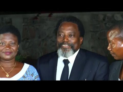 DR Congo: President Joseph Kabila will not run in presidential elections