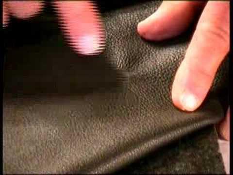 comment reparer accroc blouson cuir