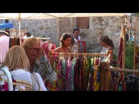 Künstlermarkt jeden Donnerstag vormittag