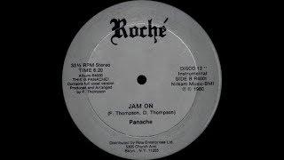 Panaché – Jam On (12'' Version) ℗ 1980