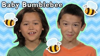 Baby Bumblebee + More |Mother Goose Club Playhouse Songs & Rhymes