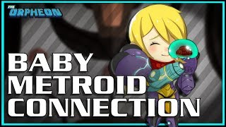 What's the deal with the Baby Metroid?