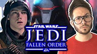 Star Wars Jedi Fallen Order : bluffant ou décevant ? Mon avis !