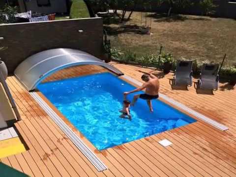 Swimmingpool Klein