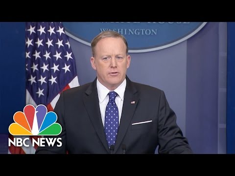 White House Condemns London Attack, Confirms President Trump's Call With PM May | NBC News