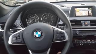 2017 BMW X1 Self Parking Assist