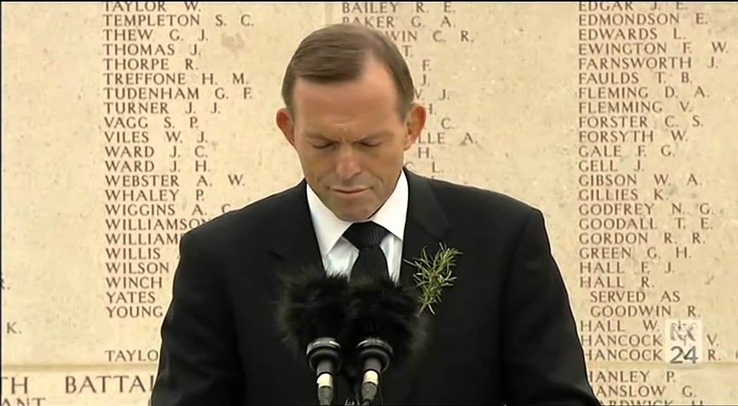 Prime Minister's Address at the Memorial Service at Lone Pine 2015