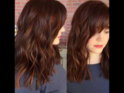 35 Hot Red Highlights Ideas (Hair Color)