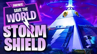 """Canny Valley """"STORM SHIELD 6"""" Fortnite Save The World (Fortnite PVE)"""