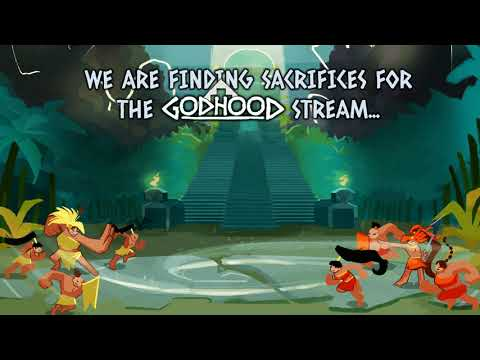 Godhood Stream #2: Building a WarTurtle religion!