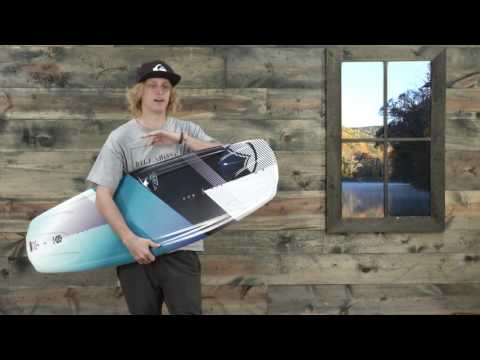 2017 Liquid Force Omega Grind Wakeboard – Review – The-House.com