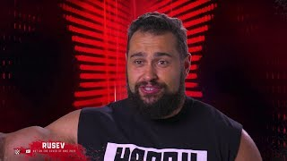 WWE Superstars Talk AJ Styles on WWE 2K19 Cover
