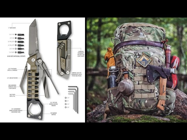 TOP 10 BEST TACTICAL SURVIVAL GEAR 2020 ON AMAZON
