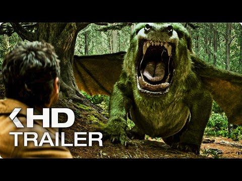 PETE'S DRAGON Trailer 2 (2016) Video