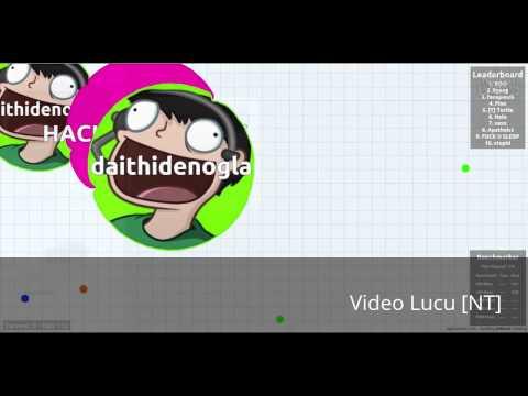 [VIDEO LUCU] Agario The Funny Game 2016 :v
