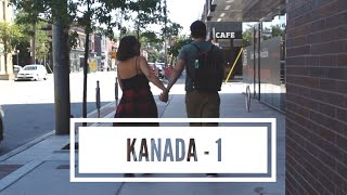VLOG | Kanada 1 | Toronto