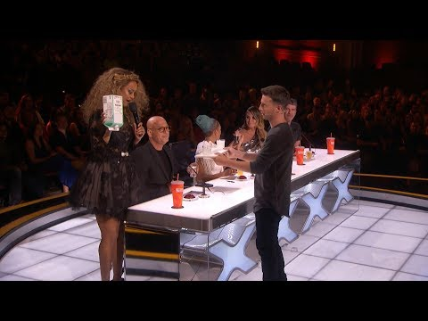 America's Got Talent 2017 Matt Franco Quarter-Finals Results S12E18 (видео)